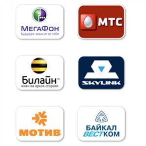 Операторы сотовой связи Купино