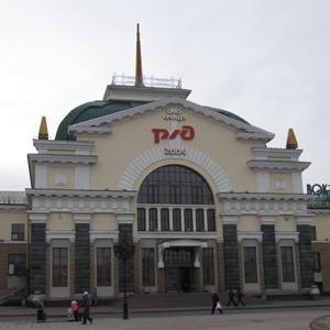Железнодорожные вокзалы Купино
